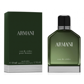 Giorgio Armani Eau De Cedre for Men (Kvepalai Vyrams) EDT 100ml
