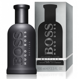 HUGO BOSS Bottled Collector's Edition for Men (Kvepalai vyrams) EDT100ml (TESTER)