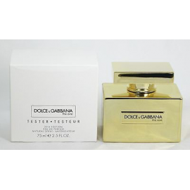 Dolce & Gabbana The One 2014 Edition for Women (Kvepalai moterims) EDP 75ml (TESTER)
