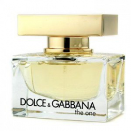 DOLCE & GABBANA THE ONE for Women (Kvepalai moterims) EDP