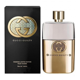 Gucci Guilty Black Pour Homme for Men (Kvepalai vyrams) EDT 90ml