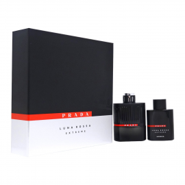 Prada  Luna Rossa Extreme for Men (Rinkinys Vyrams) EDP 100ml + Shower Gel 100ml