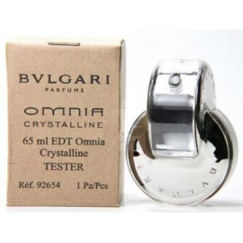 Bvlgari Omnia Crystalline For Women(Moterims) EDT 65ml (TESTER)