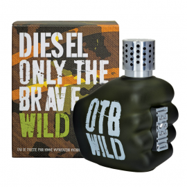 Diesel Only the Brave Wild for Men (Kvepalai vyrams) EDT