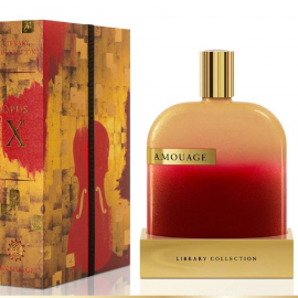 Amouage The Library Collection Opus X for Woman (Kvepalai Moterims ir Vyrams) EDP 100ml (UNISEX)