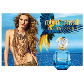 Roberto Cavalli  Paradiso azzurro for Woman (Kvepalai Moterims) EDP 75ml