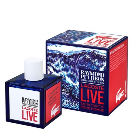 Lacoste Live Raymond Pettibon for Men (Kvepalai Vyrams) EDT 100ml