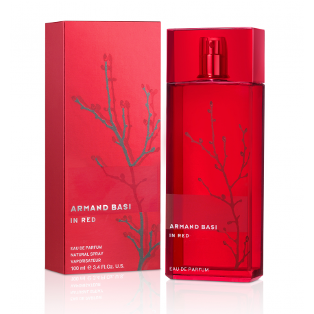 Armand Basi In Red for Women (Kvepalai Moterims) EDT 100ml
