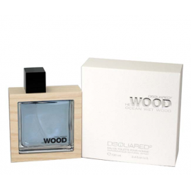 Dsquared² He Wood Ocean Wet Wood for Men (Kvepalai Vyrams) EDT 100ml