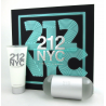Carolina Herrera  212 NYC for Women (Rinkinys Moterims) EDT 100ml + 100ml Body Lotion