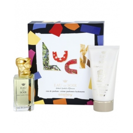 Sisley  Eau du Soir Luck for Women (Rinkinys Moterims) EDP 100ml + 150ml Body Cream
