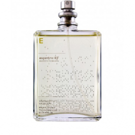 Escentric Molecules Escentric 03 (Kvepalai moterims ir vyrams) EDT 100 ml