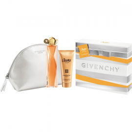 Givenchy Organza for Women (Rinkinys moterims) EDP 100ml + 75ml Body Lotion +Cosmetic bag