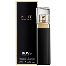 HUGO BOSS  Nuit Pour Femme for Women(Moterims) EDP  50 ml