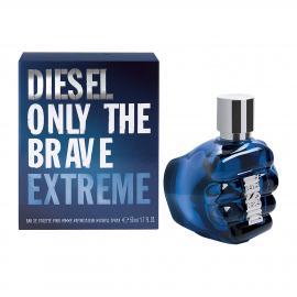 Diesel Only the Brave Extreme for Men (Kvepalai Vyrams) EDT 75ml