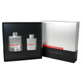 Prada Luna Rossa for Men (Rinkinys Vyrams ) EDT 100ml + 100ml Shower Gel