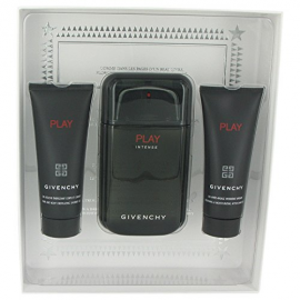 Givenchy Play Intense for Men (Rinkinys Vyrams) EDT 100ml + 75ml Shower Gel +75ml After Shave Gel