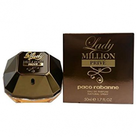 Paco Rabanne Lady Million Prive for Women (Kvepalai moterims) EDP