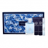 Versace pour Homme (Rinkinys Vyrams) EDT 100ml + EDT 10ml Miniatiure + 100ml Shower Gel + 100ml After Shave Balm