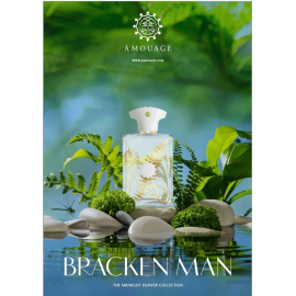 Amouage Bracken for Man (Kvepalai Vyrams) EDP 100ml