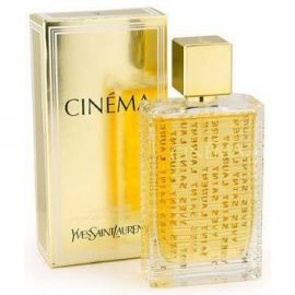 Yves Saint Laurent Cinema for Women(Moterims)EDP  90 ml
