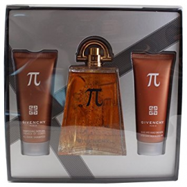 Givenchy Pi for Men (Rinkinys Vyrams) EDT 100ml + 75ml Shampoo + 75ml After Shave