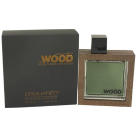 Dsquared² He Wood Rocky Mountain Wood for Men (Kvepalai Vyrams) EDT 100ml