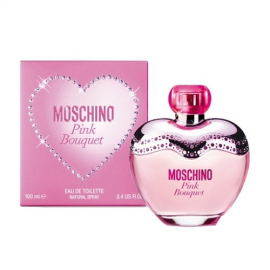 Moschino Pink Bouguet for Women (Kvepalai Moterims) EDT 100ml