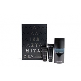 Issey Miyake Nuit d'Issey for Men (Rinkinys Vyrams) EDT 125ml + 75ml Shower Gel + 50ml Shave Balm
