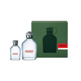 Hugo Boss Hugo for Men (Rinkinys Vyrams) EDT 125ml + EDT 40ml