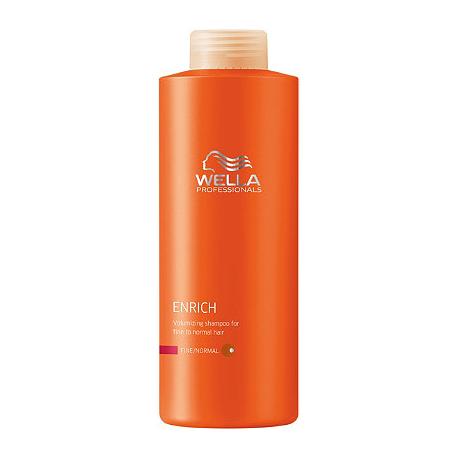 Wella Professionals Enrich šampūnas (1000ml)