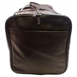 Dolce Gabbana Brown Leather Weekender Bag for Men (Kelioninis krepšys Vyrams)