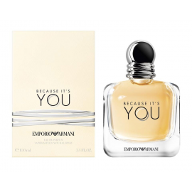 Emporio Armani Because It's You for Women (Kvepalai Moterims) EDP 100ml