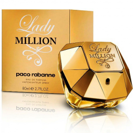 Paco Rabanne Lady Million for Women(Moterims) EDP  80 ml