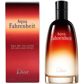 Christian Dior - Aqua Fahrenheit for Men (Kvepalai vyrams) EDT 125ml