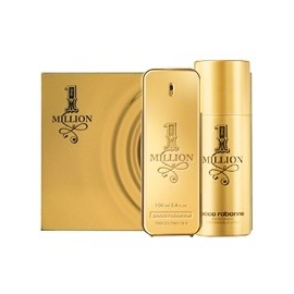 Paco Rabanne 1 Million for Men(RINKINYS Vyrams) EDT 100 ml  150 ml deodorant
