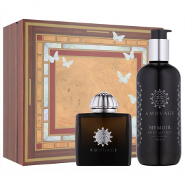 Amouage Memoir for Women (Rinkinys Moterims) EDP 100ml + 300ml Body Lotion