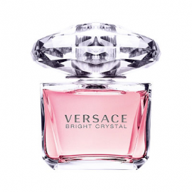 Versace Bright Crystal for Women ( Kvepalai moterims) EDT 90ml (TESTER)