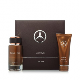 Mercedes Benz Le Parfum for Men (Rinkinys Vyrams) EDP 120ml + 100ml Shower Gel