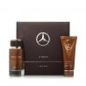 Mercedes Benz Le Parfum for Men (Rinkinys Vyrams) EDP 120ml + 100ml Shower Gel