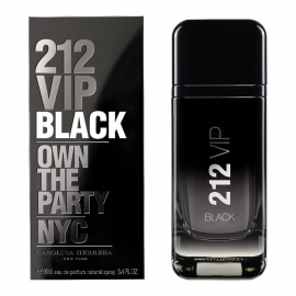 Carolina Herrera 212 VIP Black for Men (Kvepalai Vyrams) EDP 100ml