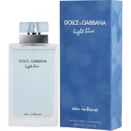 Dolce & Gabbana Light Blue Eau Intense for Women (Kvepalai Moterims) EDP 100ml