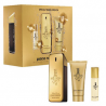 Paco Rabanne 1 Million for Men (Rinkinys vyrams) EDT 100ml +100ml Shower Gel + 15ml EDT