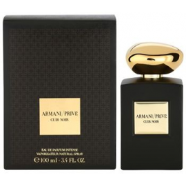 Giorgio Armani Prive Cuir Noir for Women (Kvepalai Moterims) EDP