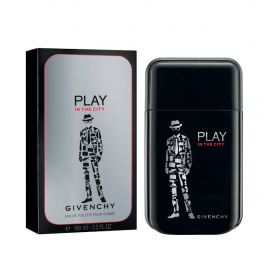Givenchy Play in the City for Men (Kvepalai Moterims) EDT 100ml