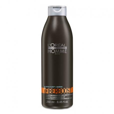 L'oreal Professionnel Homme FiberBoost Viriškas šampūnas plonų plaukų   (250ml)