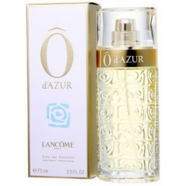 LANCOME O D'AZUR for Women(Moterims)EDT 75 ml