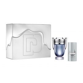 Paco Rabanne Invictus for Men (Rinkinys Vyrams) EDT 100ml