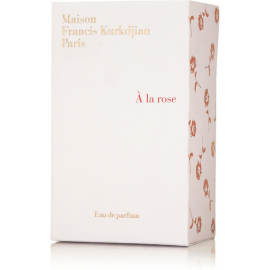 Maison Francis Kurkdjian A La Rose for Women (Kvepalai Moterims) EDP 100ml
