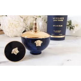 Versace Dylan Blue Pour Femme (Kvepalai Moterims) EDP 50ml